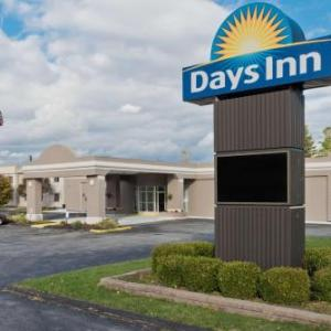 Days Inn by Wyndham Batavia Darien Lake Theme Park Batavia