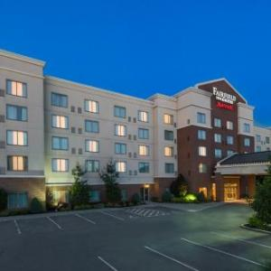 Fairfield Inn & Suites – Buffalo Airport Buffalo