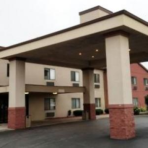 FairBridge Inn & Suites Batavia-Darien Amusement Park Batavia