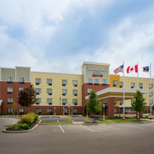 TownePlace Suites Buffalo Airport Cheektowaga