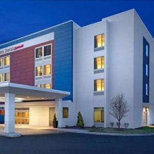 SpringHill Suites by Marriott Buffalo Airport Depew